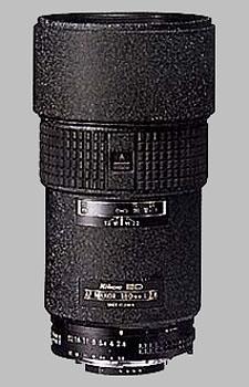 image of the Nikon 180mm f/2.8D ED-IF AF Nikkor lens