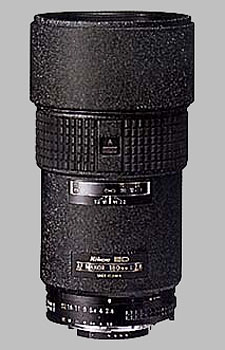 image of the Nikon 180mm f/2.8D ED-IF AF Nikkor lens