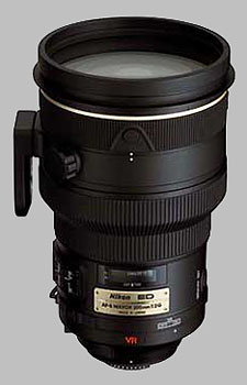 image of the Nikon 200mm f/2G ED-IF AF-S VR Nikkor lens