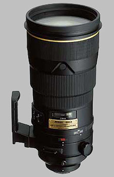 image of the Nikon 300mm f/2.8G ED-IF AF-S VR Nikkor lens