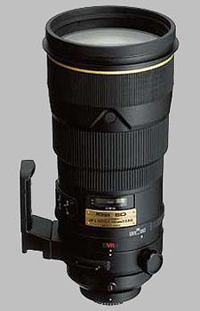 image of the Nikon 300mm f/2.8G ED-IF AF-S VR Nikkor lens