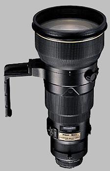 image of the Nikon 400mm f/2.8D ED-IF II AF-S Nikkor lens