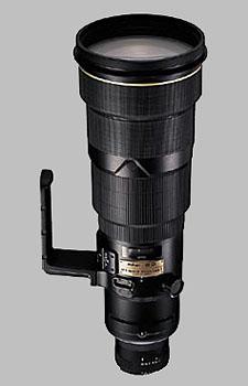 image of Nikon 500mm f/4D ED-IF II AF-S Nikkor