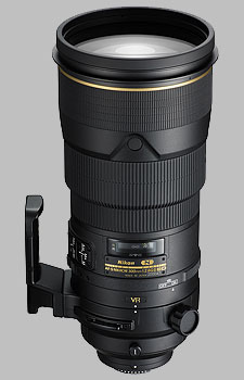 image of the Nikon 300mm f/2.8G ED AF-S VR II Nikkor lens