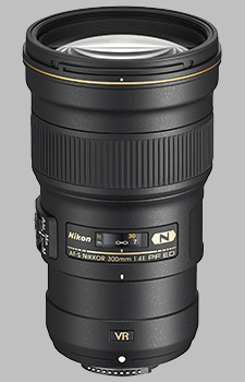 image of the Nikon 300mm f/4E PF ED VR AF-S Nikkor lens