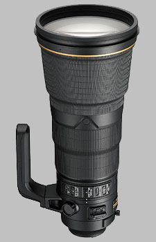 image of the Nikon 400mm f/2.8E FL ED AF-S VR Nikkor lens