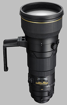 image of the Nikon 400mm f/2.8G IF-ED AF-S VR Nikkor lens