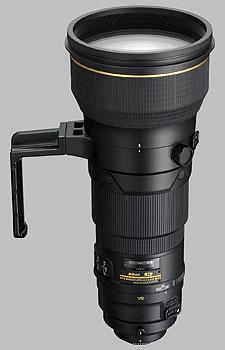 image of the Nikon 400mm f/2.8G IF-ED AF-S VR Nikkor lens
