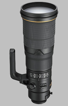 image of the Nikon 500mm f/4E FL ED AF-S VR Nikkor lens