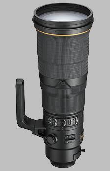 image of the Nikon 500mm f/4E FL ED AF-S VR Nikkor lens