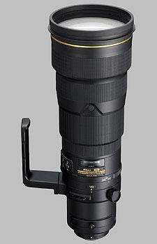 image of the Nikon 500mm f/4G IF-ED AF-S VR Nikkor lens