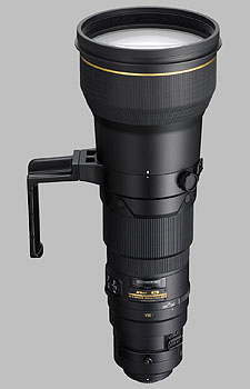 image of the Nikon 600mm f/4G IF-ED AF-S VR Nikkor lens