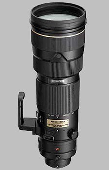 image of the Nikon 200-400mm f/4G ED-IF VR AF-S Nikkor lens