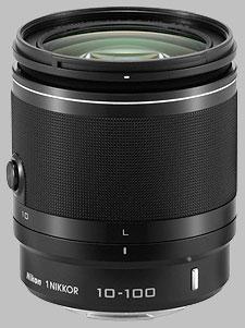 image of the Nikon 1 10-100mm f/4.0-5.6 Nikkor VR lens