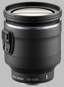 image of the Nikon 1 10-100mm f/4.5-5.6 PD-Zoom Nikkor VR lens