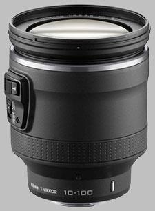 image of the Nikon 1 10-100mm f/4.5-5.6 PD-Zoom Nikkor VR lens