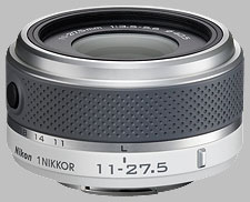image of the Nikon 1 11-27.5mm f/3.5-5.6 Nikkor lens