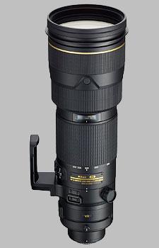 image of Nikon 200-400mm f/4G ED VR II AF-S Nikkor