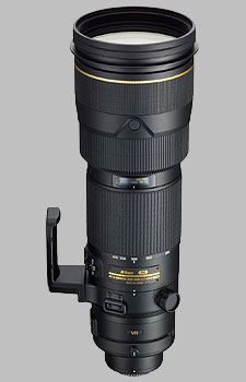 image of the Nikon 200-400mm f/4G ED VR II AF-S Nikkor lens