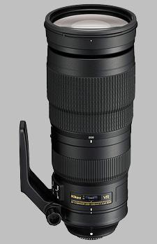 image of the Nikon 200-500mm f/5.6E ED VR AF-S Nikkor lens