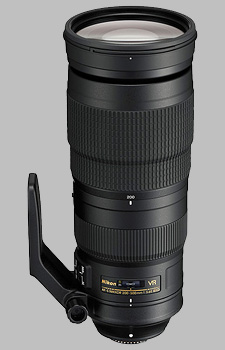 image of the Nikon 200-500mm f/5.6E ED VR AF-S Nikkor lens