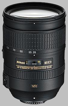 image of Nikon 28-300mm f/3.5-5.6G ED VR AF-S Nikkor