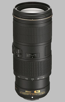 image of the Nikon 70-200mm f/4G ED VR AF-S Nikkor lens