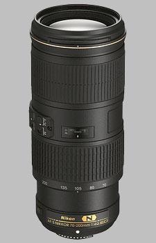 image of Nikon 70-200mm f/4G ED VR AF-S Nikkor