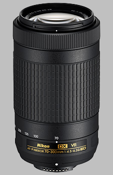 image of the Nikon 70-300mm f/4.5-6.3G ED DX VR AF-P Nikkor lens