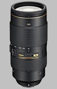 image of Nikon 80-400mm f/4.5-5.6G ED VR AF-S Nikkor