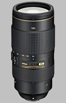 image of the Nikon 80-400mm f/4.5-5.6G ED VR AF-S Nikkor lens