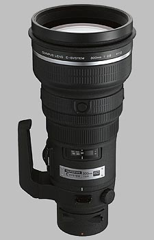 image of the Olympus 300mm f/2.8 Zuiko Digital lens