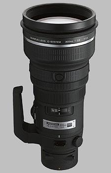 image of the Olympus 300mm f/2.8 Zuiko Digital lens