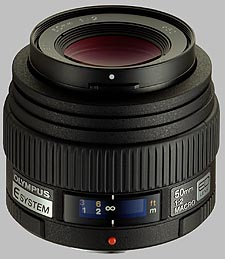 image of the Olympus 50mm f/2 Zuiko Digital Macro lens