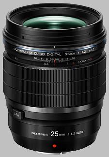 image of Olympus 25mm f/1.2 Pro M.Zuiko Digital ED