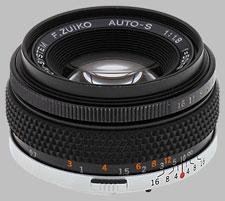 image of Olympus 50mm f/1.8 OM F.Zuiko