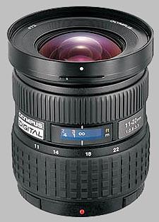 image of the Olympus 11-22mm f/2.8-3.5 Zuiko Digital lens