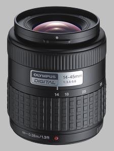 image of the Olympus 14-45mm f/3.5-5.6 Zuiko Digital lens