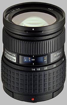 image of the Olympus 14-54mm f/2.8-3.5 Zuiko Digital lens