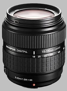 image of the Olympus 18-180mm f/3.5-6.3 Zuiko Digital lens