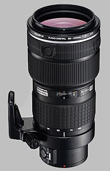 image of the Olympus 35-100mm f/2 Pro ED Zuiko Digital lens