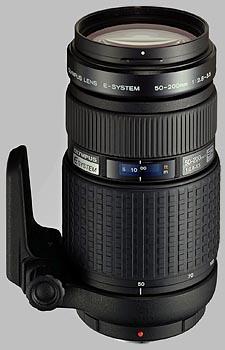 image of the Olympus 50-200mm f/2.8-3.5 Zuiko Digital lens