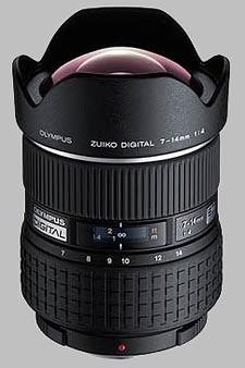 image of the Olympus 7-14mm f/4 Zuiko Digital lens