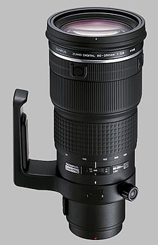 image of the Olympus 90-250mm f/2.8 Pro ED Zuiko Digital lens