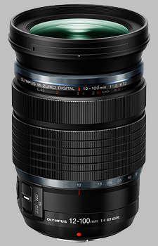 image of the Olympus 12-100mm f/4 IS Pro M.Zuiko Digital ED lens