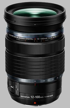 image of the Olympus 12-100mm f/4 IS Pro M.Zuiko Digital ED lens
