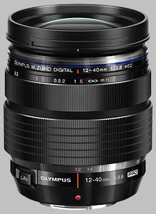 image of Olympus 12-40mm f/2.8 Pro M.Zuiko Digital ED