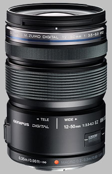 image of the Olympus 12-50mm f/3.5-6.3 EZ M.Zuiko Digital ED lens