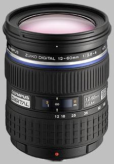 image of the Olympus 12-60mm f/2.8-4 ED SWD Zuiko Digital lens