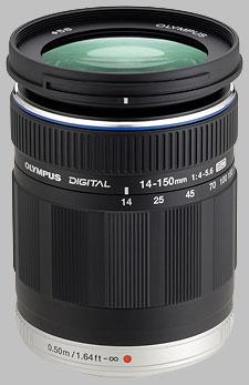 image of the Olympus 14-150mm f/4-5.6 ED M.Zuiko Digital lens